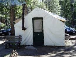 tent cabin our tent cabin picture of white wolf lodge yosemite national park