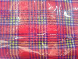 Pink Home Decor Fabric Red Blue Yellow Maasai Shuka Home Decor Fabric Designs African