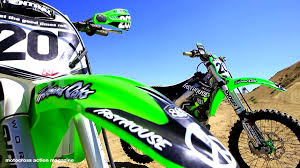 motocross action kx500 vs kx450f motocross action tests sean collier u0027s rides