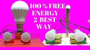 Infinity Led Light Bulbs by Two Awesome 100 Free Energy Ideas Two Awesome 100 Infinity