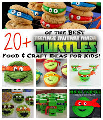 Halloween Party Ideas For Tweens 20 Ninja Turtle Party Ideas
