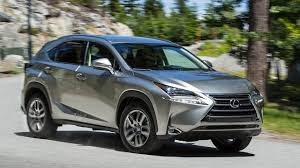 car lexus 2015 photos 2015 lexus nx200t and nx200t f sport