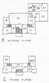 House Designs And Floor Plans Tasmania Site Plan And Floor Plan Of Domain House University Of Tasmania