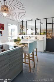 cuisine architecte une cuisine modernisée un jardin métamorphosé essonne adc l