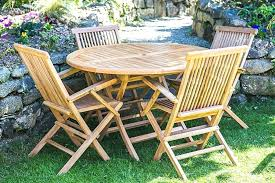 round wood patio table round wooden garden table and chairs pictures gallery of stylish