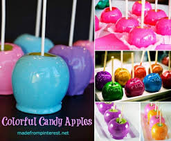 where to buy candy apples how to make colored candy apples candy apples colorful