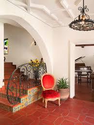 saltillo tile floors spanish revival design pictures remodel