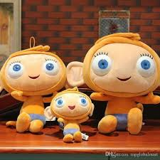 2017 waybuloo plush toy bbc 20cm 60cm cartoon dolls movie