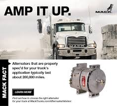 mack truck dealers charging and starting systems partner mack