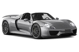 porsche spyder 2017 porsche 918 spyder prices reviews and new model information
