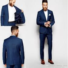mens suits for weddings 2017 new arrival groom tuxedos groomsmen blue suits for