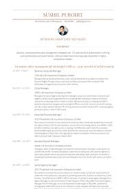 Business Management Resume Sample by Business Associate Resume Samples Visualcv Resume Samples Database