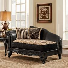 Indoor Chaise Lounge Chairs by Top 20 Types Of Black Chaise Lounges Buying Guide Home