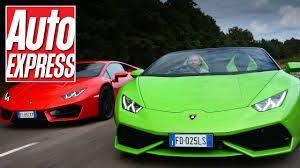 Lamborghini Huracan Lp580 2 - huracan vs huracan lamborghini u0027s lp610 4 spyder and lp580 2 coupe