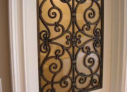 ornamental iron screens for doors modern interior decorative