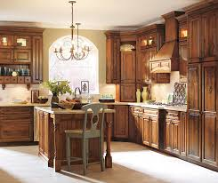 what color flooring goes with alder cabinets alder kitchen cabinets kemper cabinetry
