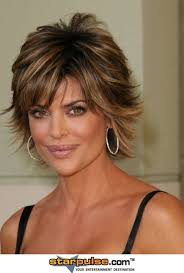 lisa rinna hair styling products highlight hair to blend gray on brunette google search
