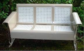 Antique Outdoor Benches For Sale by Vintage Metal Patio Furniture U2013 Bangkokbest Net