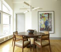 Modern Chandelier Dining Room by Grey Baseboards Dining Room Modern With Modern Chandelier White