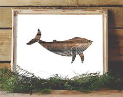wooden whales etsy