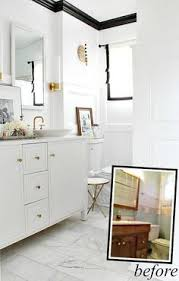 Our Bathroom Makeover The Little - pinterest u2022 the world u0027s catalog of ideas