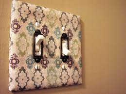 manly switchplate covers diy tutorial also home decoration switch