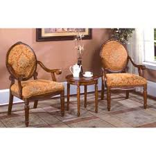 floral accent chairs you u0027ll love wayfair
