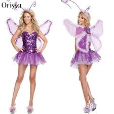 Beautiful Halloween Costumes Girls Buy Wholesale Butterfly Halloween Costumes China
