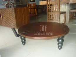 desain meja lesehan meja kopi furniture minimalis