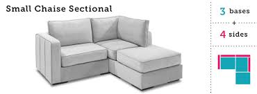Small Sectional Sofa Lounge Small Sectionals Sectional Sofa With Chaise 3 Piece
