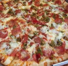Pizza Barn Edgewood New Mexico U0027s Top Secret Green Chile Pizza Joints That You Must Try