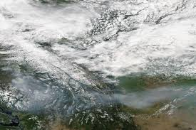 Canada Wildfire Satellite by What B C U0027s Wildfires Look Like From Space Globalnews Ca