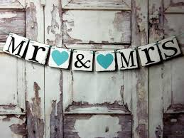 mr and mrs sign for wedding wedding ideas banners weddbook