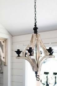 Wood Light Fixture Wood Chandelier Lighting Foter