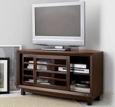 crate and barrel media cabinet corner media console privet host
