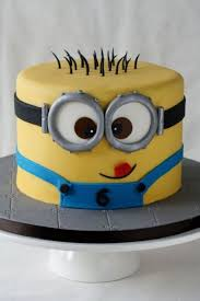 minions birthday cake despicable me minions party