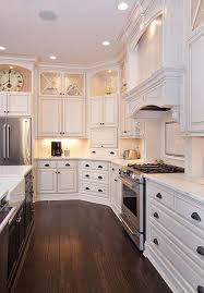 white kitchen cabinets with wood interior interior photos of custom home by stonecroft just completed