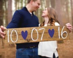 Save The Date Signs The 25 Best Wedding Date Sign Ideas On Pinterest Diy Wedding