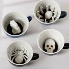 Skull Decorations For The Home Whole Lotta Horror Mug By Josh Ln Pink Isn U0027t Normally My Thing