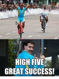 Zip Meme - high five great success zipmeme meme on sizzle