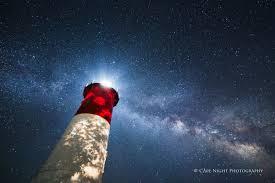 nauset light cape cod eastham massachusetts night time