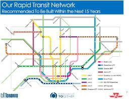 Ttc Subway Map Yonge Subway Extension U2013 Steve Munro