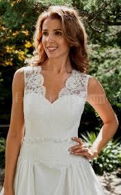 casual lace beach wedding dress naf dresses