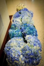 blue wedding bouquets wedding ideas by color blue bridalguide