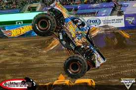 son of grave digger monster truck son uva digger and wheels take east rutherford monster jam