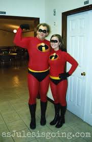 Incredibles Halloween Costume Family Halloween Costumes Thoughtful Thursday Jules