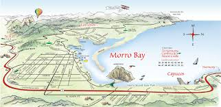 Maps Good Is There A Good Map Of The Town U201d When In Morro Bay