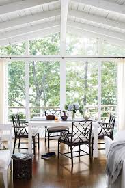 white painted home decor southern living