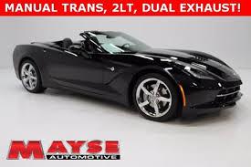 2014 corvette stingray 2014 chevrolet corvette for sale carsforsale com