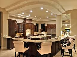 Kitchen Design Islands Curved Island Kitchen Designs Home Decorating Interior Design